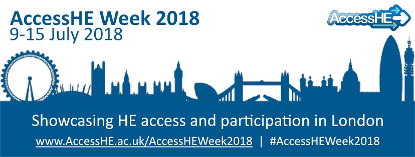 AccessHE Week 2018