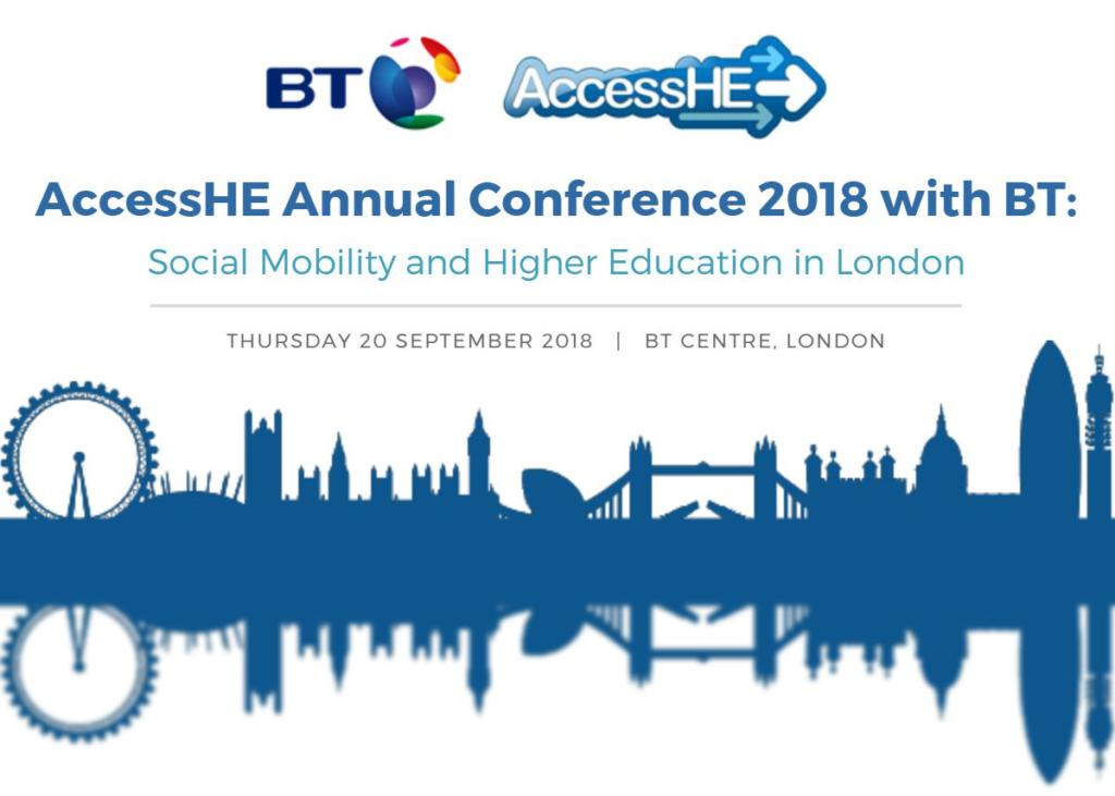 AccessHE Annual Conference brand